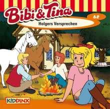 Ulf Tiehm: Bibi und Tina 62. Holgers Versprechen, CD