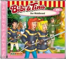 Bibi und Tina 80. Der Waldbrand, CD