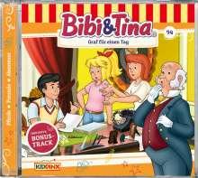 Bibi und Tina 94: Graf für einen Tag, CD