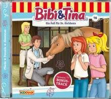 Bibi und Tina 98: Ein Fall für Dr. Eichhorn, CD