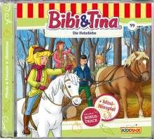 Bibi und Tina 99: Die Holzdiebe, CD