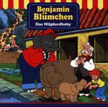 Benjamin Blümchen 086. Das Nilpferdbaby. CD, CD