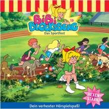 Elfie Donnelly: Bibi Blocksberg 019, CD