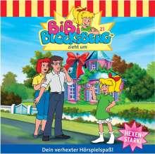 Elfie Donnelly: Bibi Blocksberg 21, CD