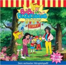 Elfie Donnelly: Bibi Blocksberg 26. Die Schnitzeljagd, CD
