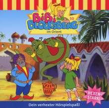 Bibi Blocksberg 50. Im Orient, CD