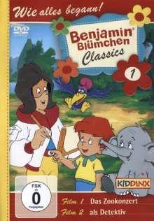 Benjamin Blümchen Classics 1, DVD