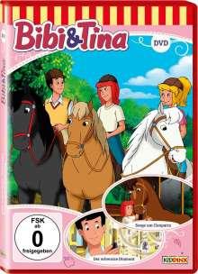 Bibi und Tina: Der schwarze Diamant / Sorge um Cleopatra, DVD