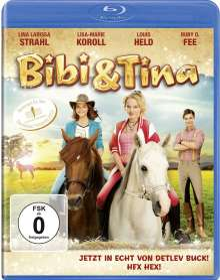 Bibi & Tina - Der Film (Blu-ray), Blu-ray Disc