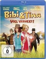 Bibi & Tina - Voll verhext (Blu-ray), Blu-ray Disc