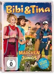 Bibi & Tina - Mädchen gegen Jungs, DVD