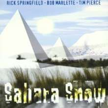 Sahara Snow (Rick Springfield): Sahara Snow, CD