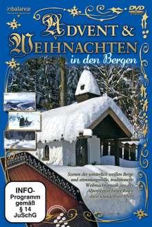 Weihnachtsplatten: Advent & Weihnachten in den Bergen, DVD