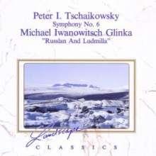 "Michael Glinka (1804-1857): Sinfonie 6/Ouv.""russlan, CD"