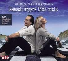 Stefan Zauner & Petra Manuela: Mensch ärgere Dich nicht (Deluxe Edition), 2 CDs