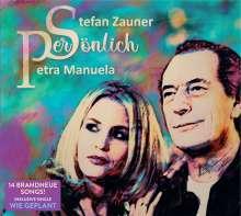 Stefan Zauner & Petra Manuela: Persönlich, CD