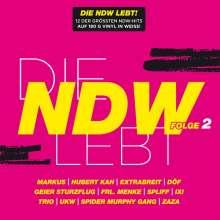 Die NDW lebt - Folge 2 (180g) (White Vinyl), LP