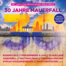 30 Jahre Mauerfall, 2 CDs