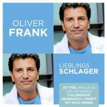Oliver Frank: Lieblingsschlager, CD