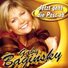 Gaby Baginsky: Jetzt geht die Post ab, CD