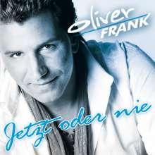 Oliver Frank: Jetzt oder nie, CD