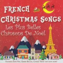 French Christmas Songs - Les Plus Belles Chansons, CD