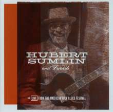 Hubert Sumlin: Live from The American Folk Blues Festival, CD