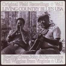 Living Country Blues USA Vol. 1, CD