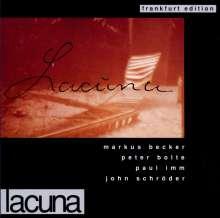 Markus Becker (Jazz): Lacuna (Frankfurt-Edition), CD