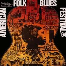 American Folk Blues Festival 1964, CD