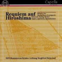 Siegfried Behrend (1933-1990): Requiem auf Hiroshima (1973), CD