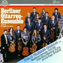 Berliner Gitarrensemble, CD