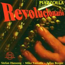 Astor Piazzolla (1921-1992): Tangos für Akkordeon & Klavier, CD