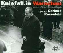 Gerhard Rosenfeld (1931-2003): Kniefall in Warschau, 2 CDs