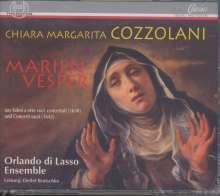 Chiara Margherita Cozzolani (1602-1677): Marienvesper, 2 CDs