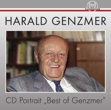 Harald Genzmer (1909-2007): Best of Genzmer, CD