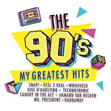 The 90s: My Greatest Hits, 2 CDs