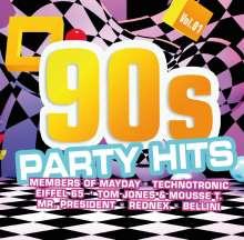 90s Party Hits Vol.1, 2 CDs