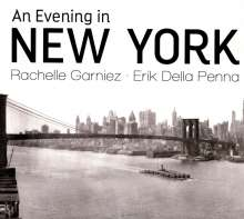 Rachelle Garniez & Erik Della Penna: An Evening in New York, CD