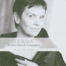 Ruth Ziesak - Geistliche Arien des Norddeutschen Barock, CD