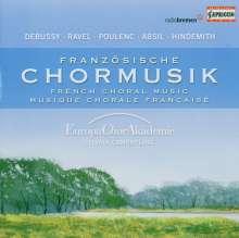 Französische Chormusik, CD