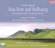Hugo Wolf (1860-1903): Das Fest auf Solhaug (Schauspielmusik), Super Audio CD