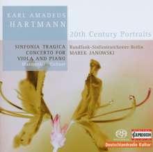 Karl Amadeus Hartmann (1905-1963): Sinfonia tragica, Super Audio CD