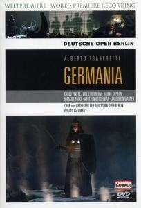 Alberto Franchetti (1860-1942): Germania (Dramma lirico), DVD