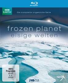 Frozen Planet - Eisige Welten (Gesamtausgabe) (Blu-ray), 2 Blu-ray Discs