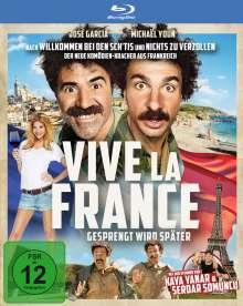 Vive la France (Blu-ray), Blu-ray Disc