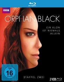 Orphan Black Staffel 2 (Blu-ray), 2 Blu-ray Discs