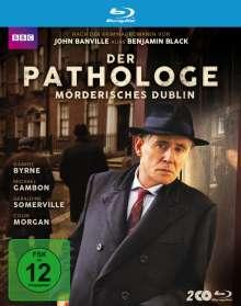 Der Pathologe - Mörderisches Dublin (Blu-ray), 2 Blu-ray Discs