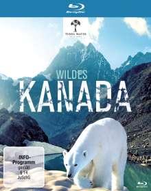 Wildes Kanada (Blu-ray), Blu-ray Disc
