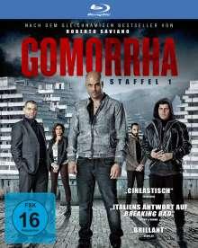 Gomorrha Staffel 1 (Blu-ray), 4 Blu-ray Discs